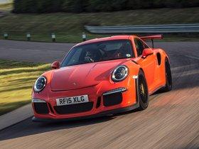 Ver foto 27 de Porsche 911 GT3 RS 991 UK 2015