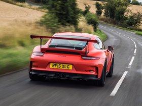 Ver foto 26 de Porsche 911 GT3 RS 991 UK 2015