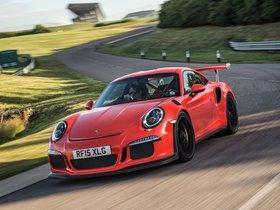 Ver foto 25 de Porsche 911 GT3 RS 991 UK 2015