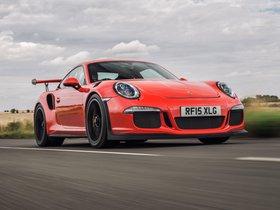 Ver foto 24 de Porsche 911 GT3 RS 991 UK 2015