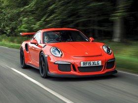 Ver foto 23 de Porsche 911 GT3 RS 991 UK 2015