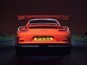 Ver foto 22 de Porsche 911 GT3 RS 991 UK 2015