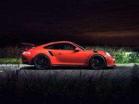 Ver foto 21 de Porsche 911 GT3 RS 991 UK 2015
