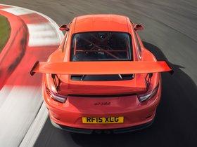 Ver foto 19 de Porsche 911 GT3 RS 991 UK 2015