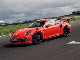 Ver foto 18 de Porsche 911 GT3 RS 991 UK 2015