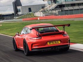 Ver foto 17 de Porsche 911 GT3 RS 991 UK 2015