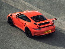 Ver foto 16 de Porsche 911 GT3 RS 991 UK 2015