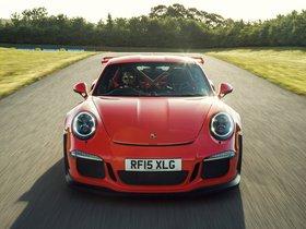 Ver foto 15 de Porsche 911 GT3 RS 991 UK 2015