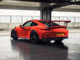 Ver foto 14 de Porsche 911 GT3 RS 991 UK 2015