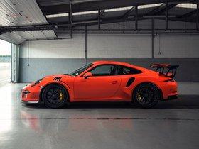 Ver foto 13 de Porsche 911 GT3 RS 991 UK 2015