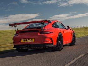 Ver foto 12 de Porsche 911 GT3 RS 991 UK 2015