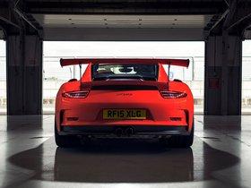Ver foto 10 de Porsche 911 GT3 RS 991 UK 2015