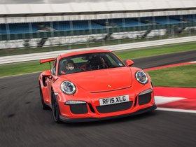Ver foto 9 de Porsche 911 GT3 RS 991 UK 2015