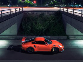 Ver foto 8 de Porsche 911 GT3 RS 991 UK 2015
