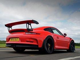 Ver foto 4 de Porsche 911 GT3 RS 991 UK 2015