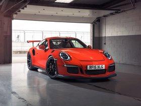 Ver foto 7 de Porsche 911 GT3 RS 991 UK 2015