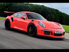 Ver foto 3 de Porsche 911 GT3 RS 991 UK 2015