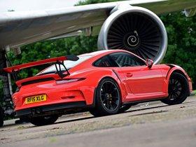 Ver foto 2 de Porsche 911 GT3 RS 991 UK 2015