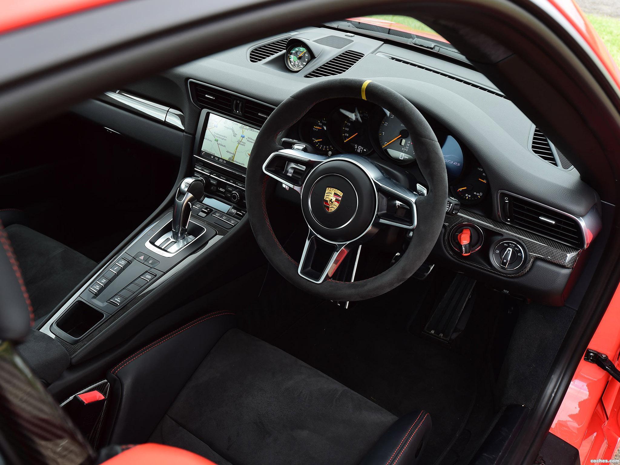 Foto 5 de Porsche 911 GT3 RS 991 UK 2015