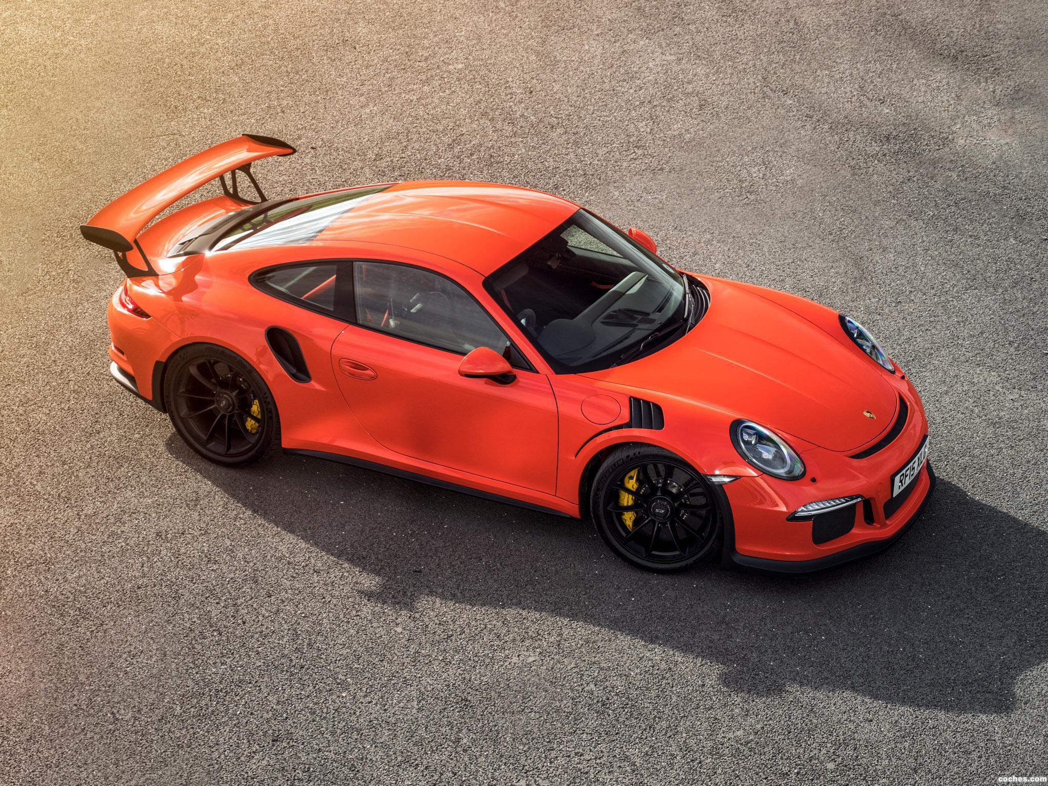 Foto 19 de Porsche 911 GT3 RS 991 UK 2015