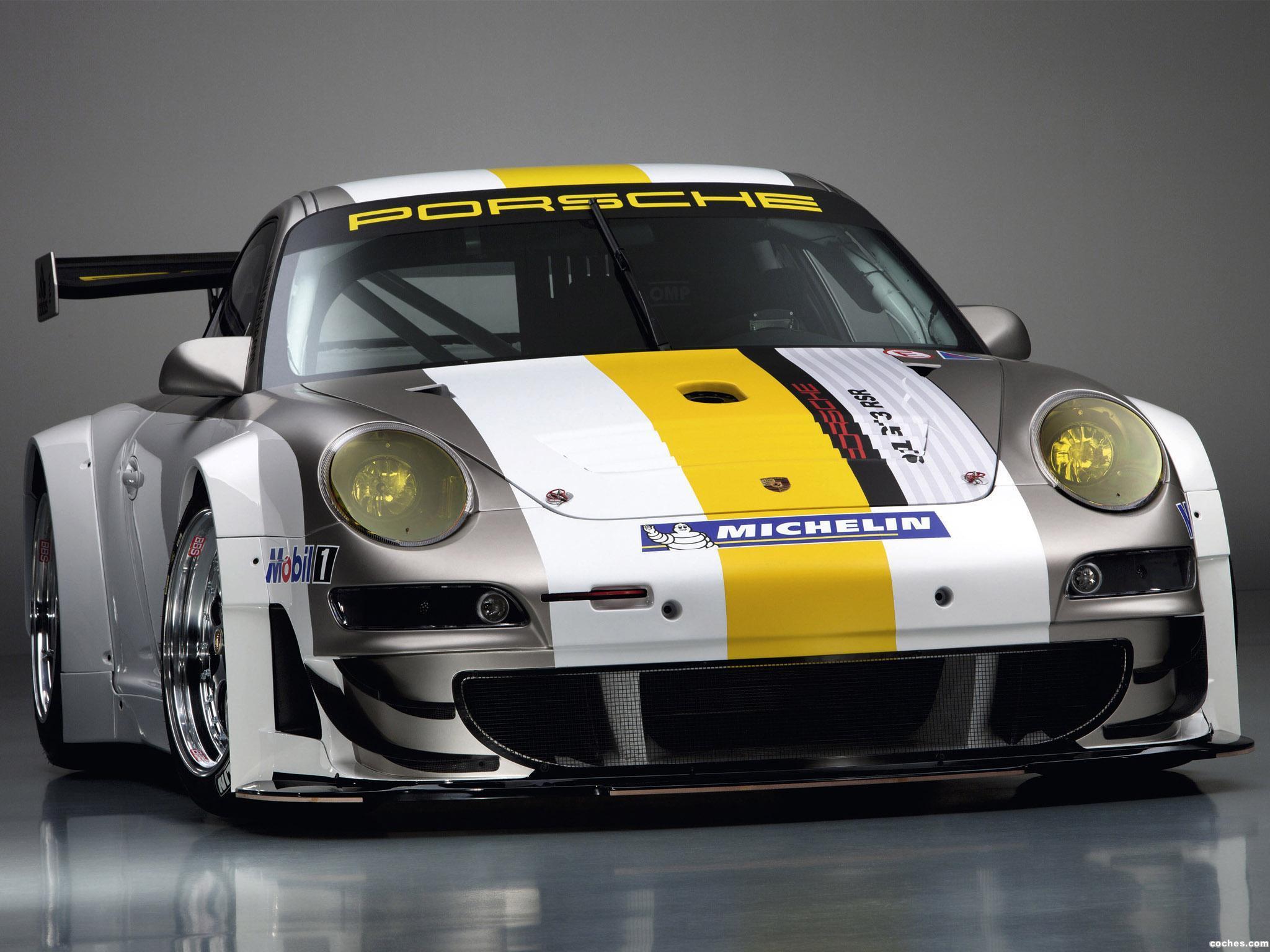 Foto 0 de Porsche 911 GT3 RSR 997 2011