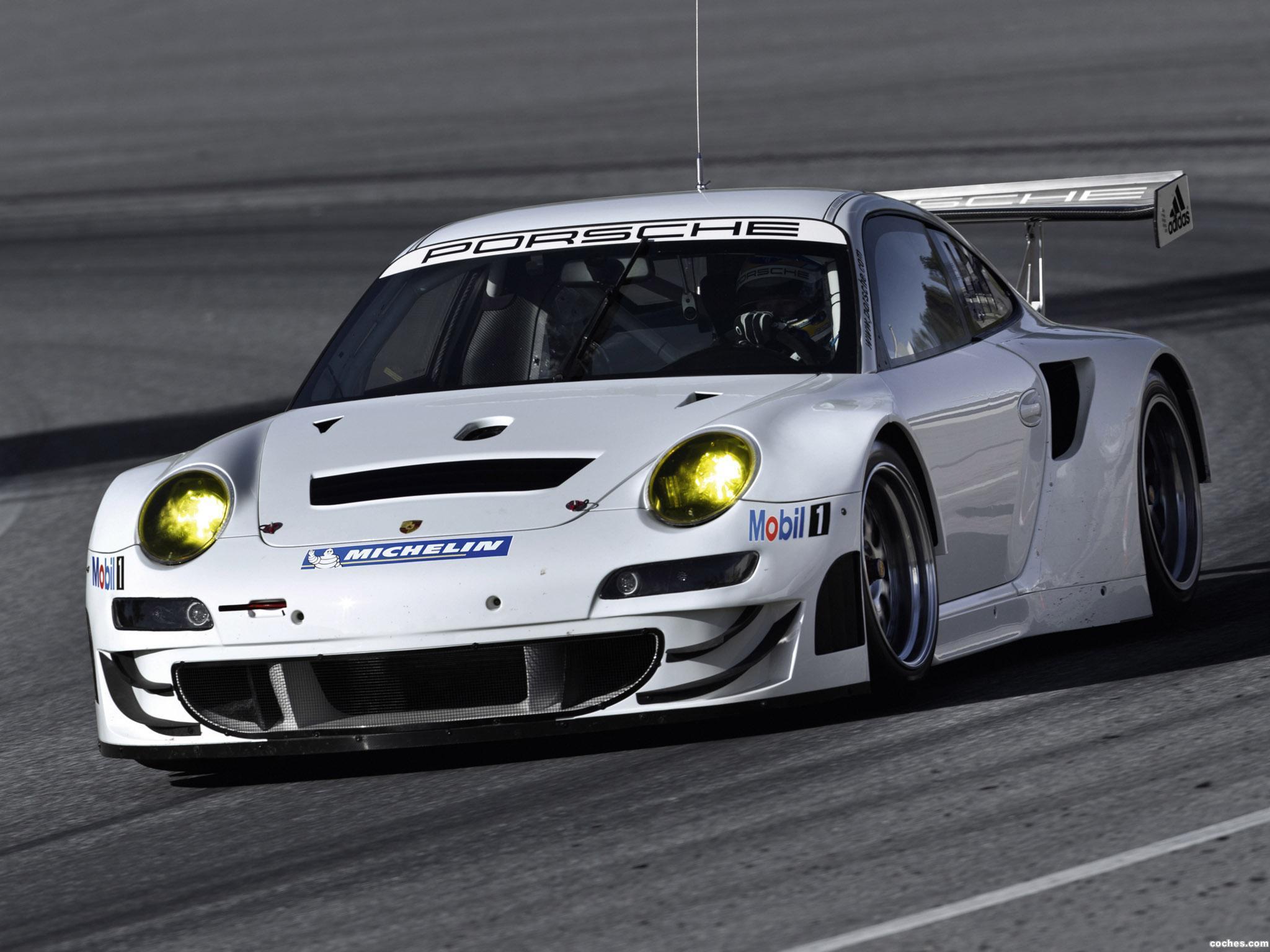 Foto 0 de Porsche 911 GT3 RSR 997 2012