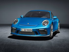 Ver foto 19 de Porsche 911 GT3 Touring Package 991 2017