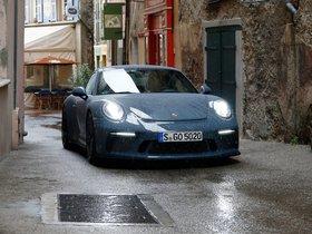 Ver foto 22 de Porsche 911 GT3 Touring Package 991 2017