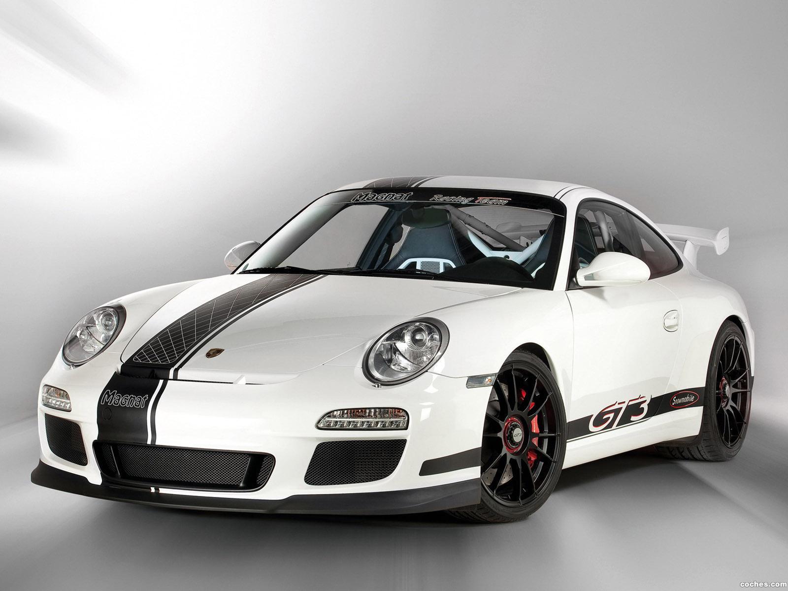 Foto 0 de Porsche 911 GT3 by Magnat 2011