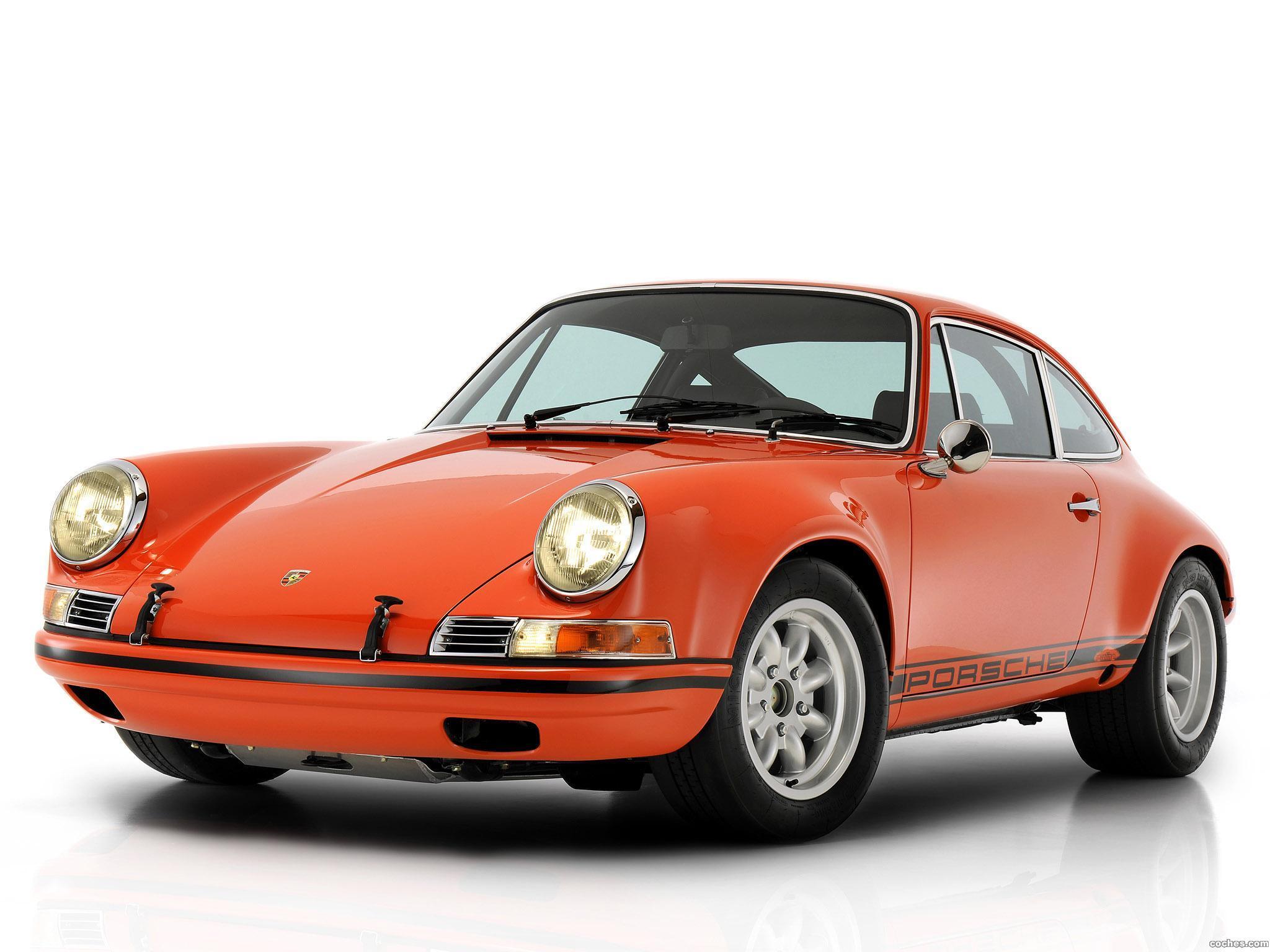 Foto 0 de Porsche 911 L 2.3 ST Coupe 901 1970