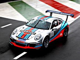 Fotos de Porsche 911 Martini Racing 2013