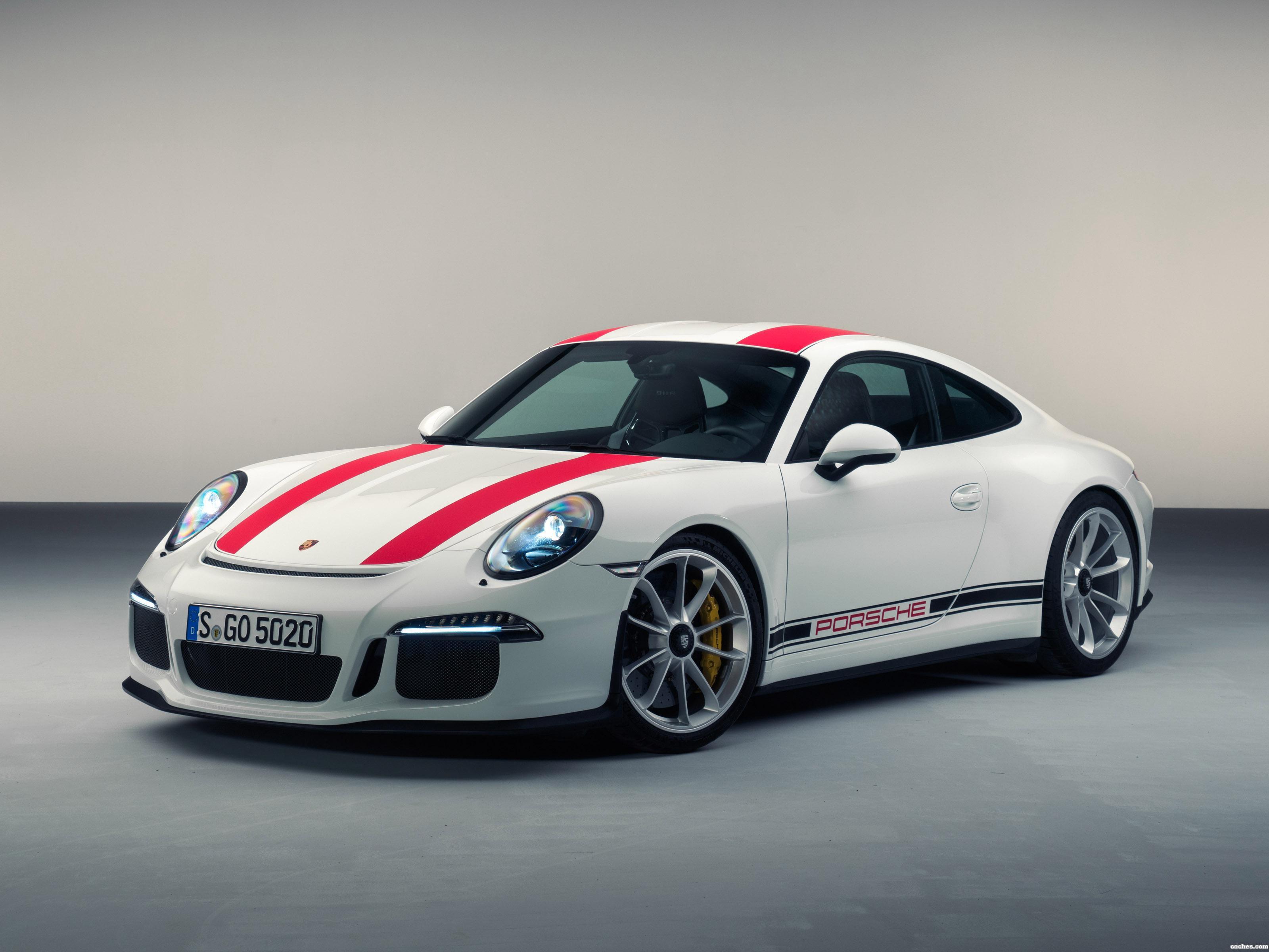 Foto 0 de Porsche 911 R 991 2016