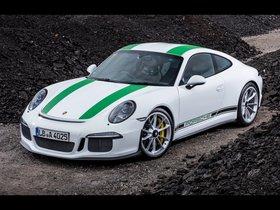 Ver foto 3 de Porsche 911 R 991 UK 2016