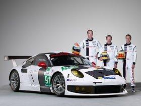 Ver foto 6 de Porsche 911 RSR 991 2013