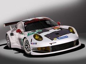 Ver foto 3 de Porsche 911 RSR 991 2013