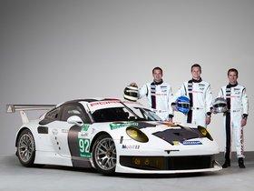 Ver foto 2 de Porsche 911 RSR 991 2013