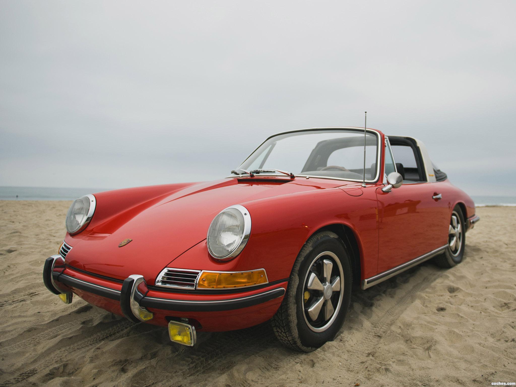 Foto 0 de Porsche 911 S 2.0 Targa 901 USA 1966