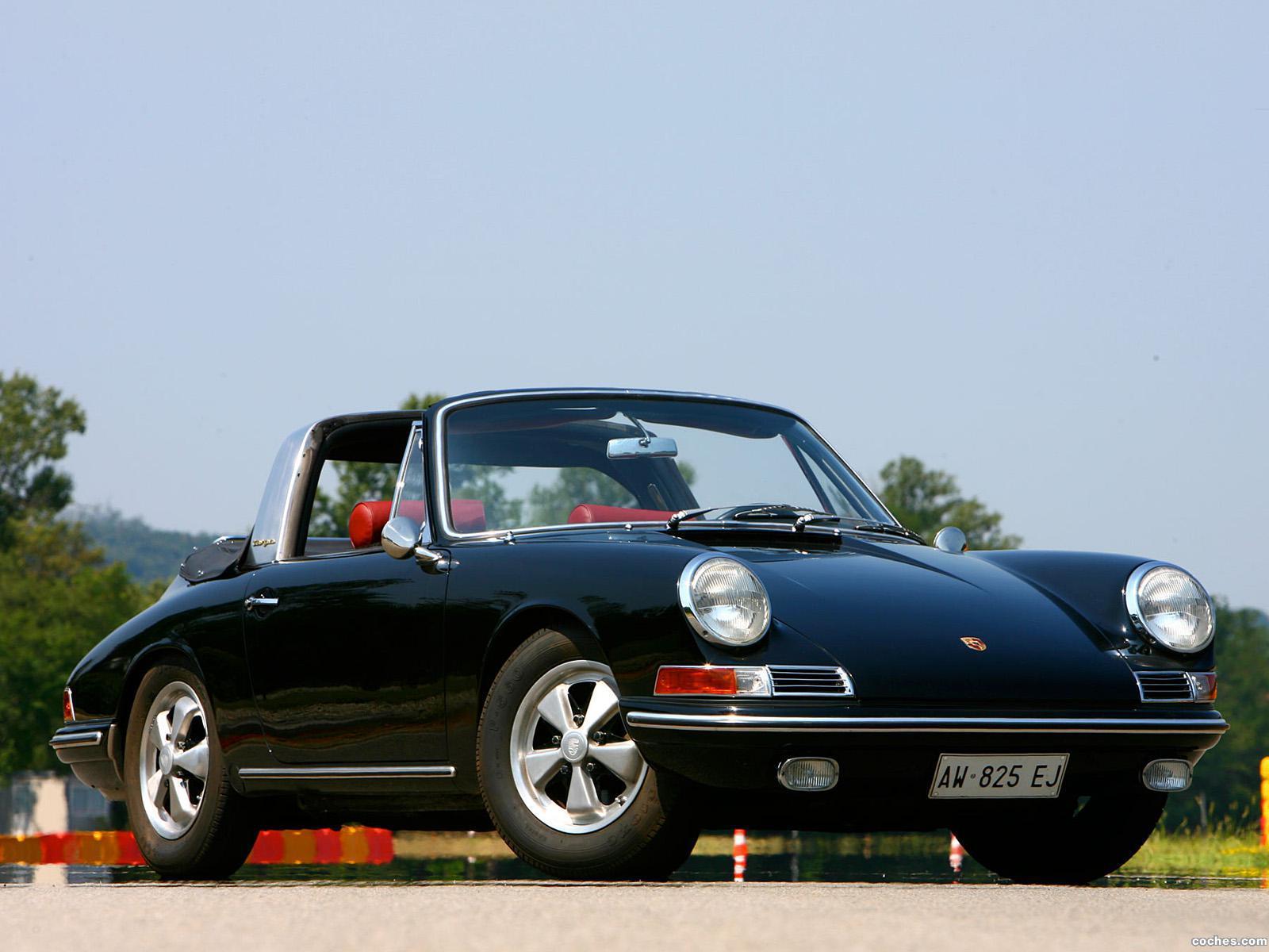 Foto 0 de Porsche 911 Targa S 901 1966