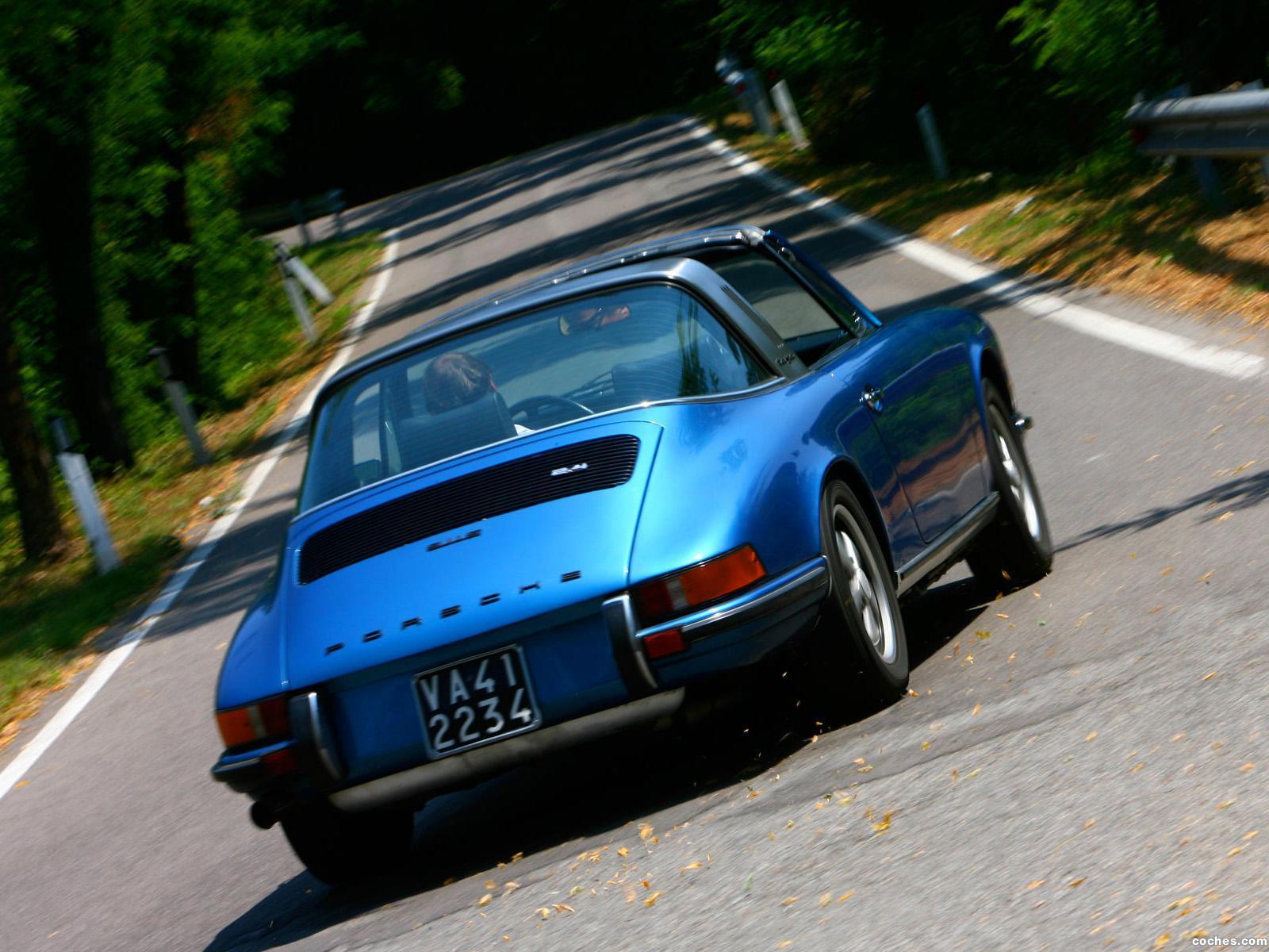 Foto 1 de Porsche 911 S Targa 911 1971