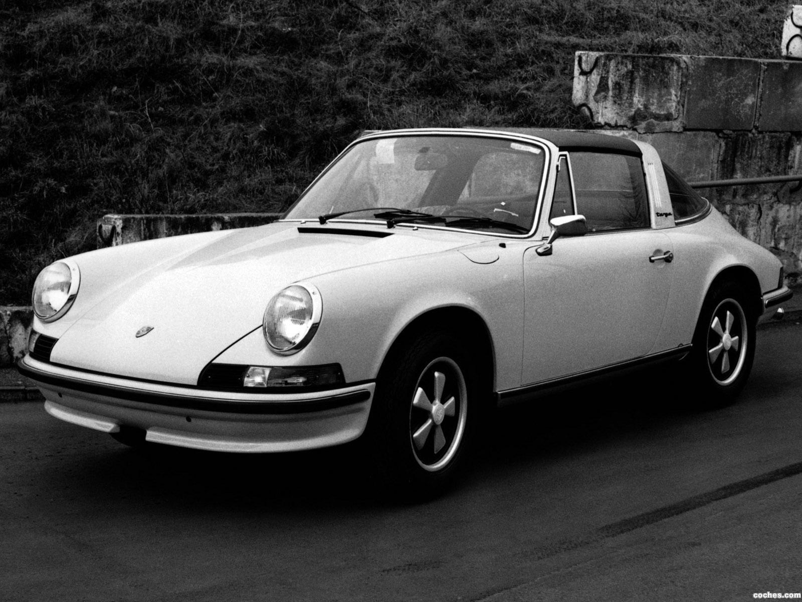 Foto 0 de Porsche 911 S Targa 911 1971