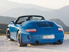 Ver foto 27 de Porsche 911 Speedster 2010
