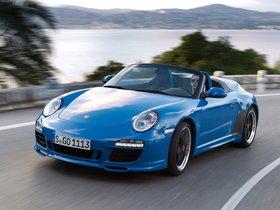 Ver foto 21 de Porsche 911 Speedster 2010