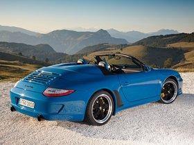 Ver foto 6 de Porsche 911 Speedster 2010