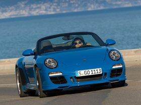 Ver foto 18 de Porsche 911 Speedster 2010