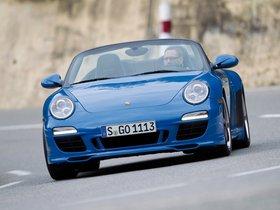 Ver foto 16 de Porsche 911 Speedster 2010