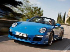 Ver foto 10 de Porsche 911 Speedster 2010