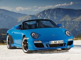 Ver foto 9 de Porsche 911 Speedster 2010
