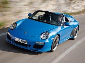 Ver foto 5 de Porsche 911 Speedster 2010