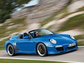 Ver foto 4 de Porsche 911 Speedster 2010