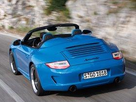 Ver foto 2 de Porsche 911 Speedster 2010